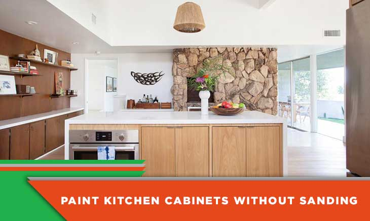 Paint Kitchen Cabinets Without Sanding