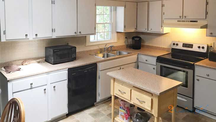 How to Paint Kitchen Cabinets Without Sanding? 7 Important ...