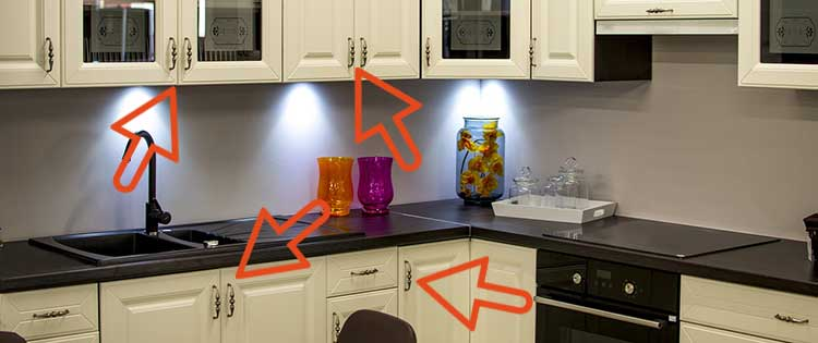 How To Fix Worn Spots On Kitchen Cabinets 6 Important Tips My Kitchen Guides