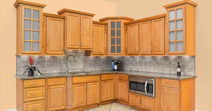 Repair Kitchen Cabinets