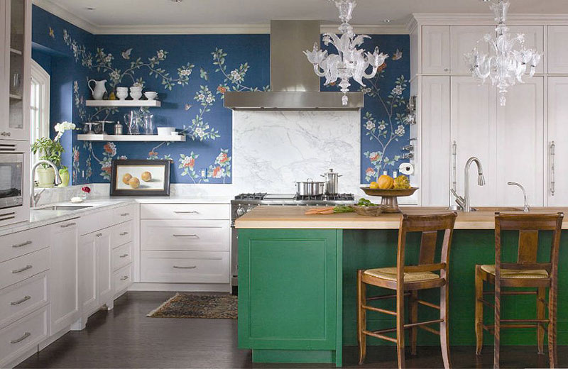 Use Pattern in your Kitchen