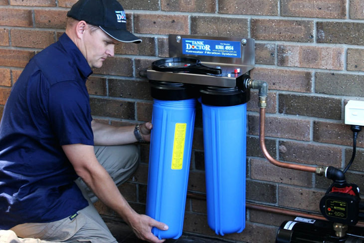 Whole House Water Filter Changing Tips