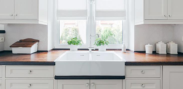 Keep Your Kitchen Surroundings Clean