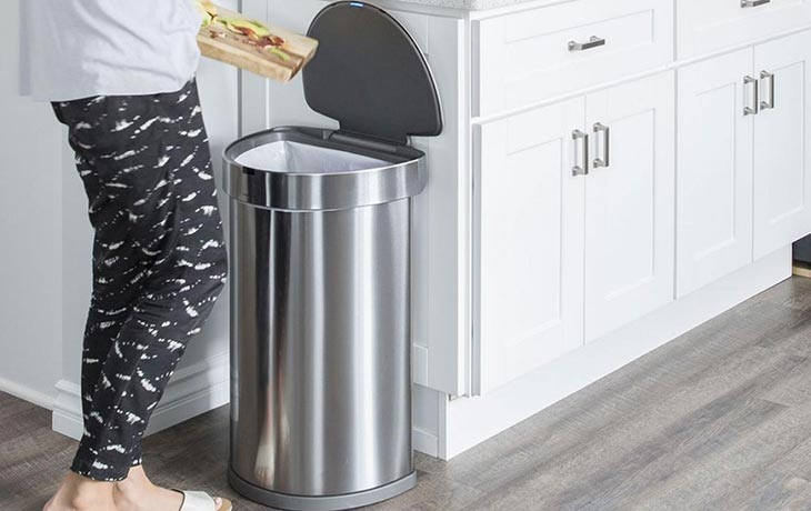 Remove Garbage from the Can