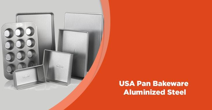 USA Pan Bakeware Aluminized Steel