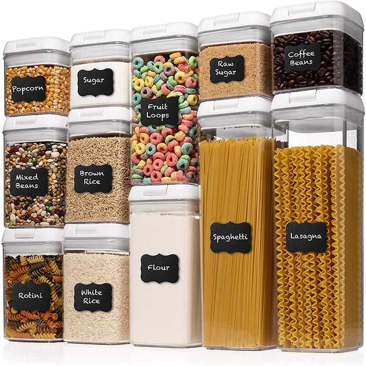 Airtight Storage Container Sets